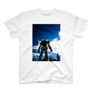 いざ戦場へ T-shirts