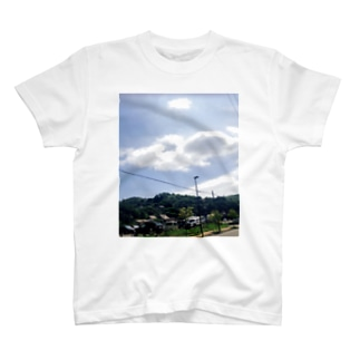 青空Tシャツ T-shirts