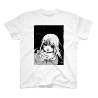 1こま T-shirts