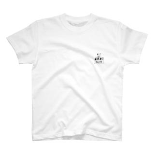オリバーとカチンコ T-shirts