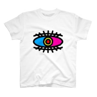 心理 T-shirts