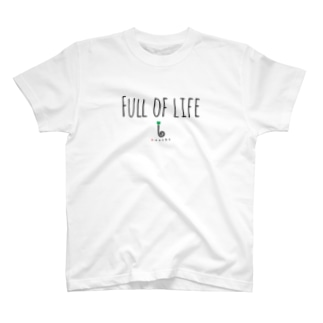 FULL OF LIFE T-shirts