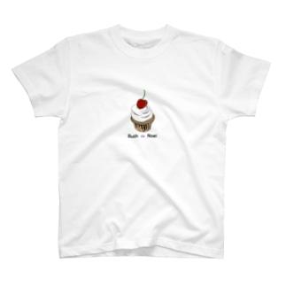 執事&メイド喫茶 bush de Noel  ケーキグッズ T-shirts
