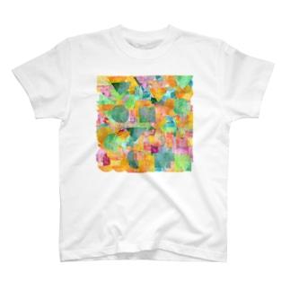 かたちあるもの T-shirts