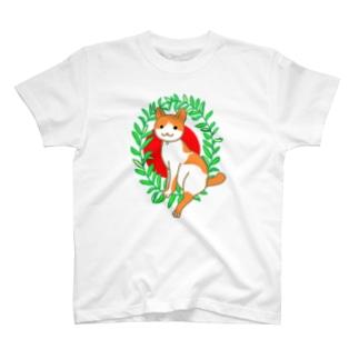 ひのくんのかぎしっぽ T-Shirt