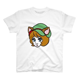 しかガール T-shirts