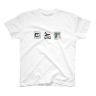rectWhale T-shirts