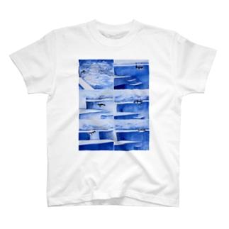 遊泳 T-shirts