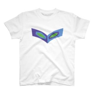 kayanobi7blue T-shirts