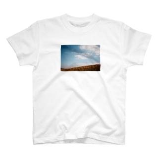 マイクスタンドのマイキー 大空 T-Shirt