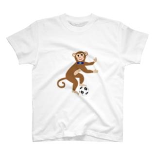 モンキーパンチ No.49 お洒落なサルのキャラクターグッズ T-shirts