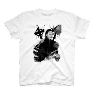 墓掘り T-shirts