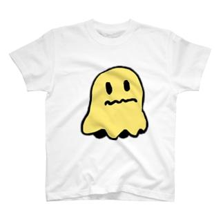 黄色いオバケ T-shirts