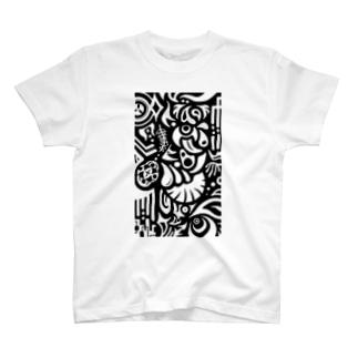 もにょもにょ T-shirts