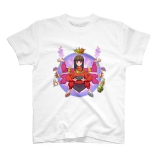 母の愛 T-shirts