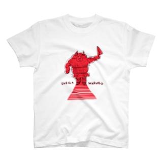 INEGA WARUGO T-shirts