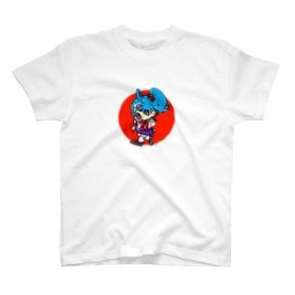 ちょうしのり系女子高生 T-shirts