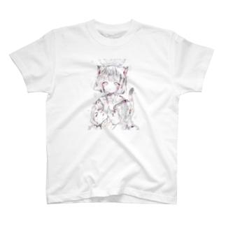 umiの憧れのlulu T-shirts