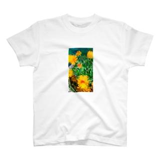 曖昧植物 T-shirts