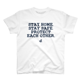 STAY HOME TEE T-shirts