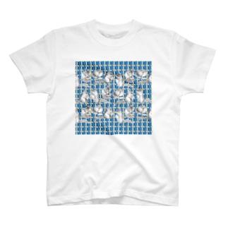 本を読むリス T-shirts