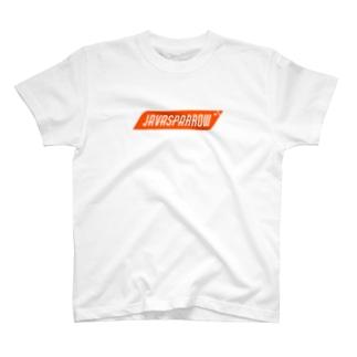 JAVASPARROWシリーズ T-shirts