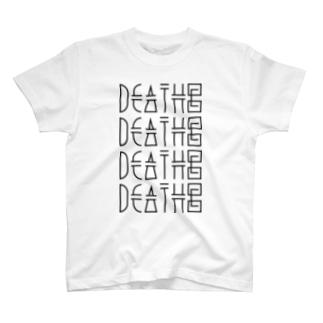 DEATH© / HALF SLEEVE tee T-shirts