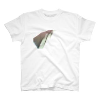 シャシャッ T-shirts