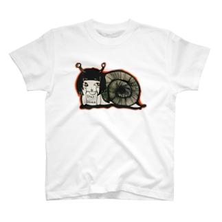 家つむり T-shirts
