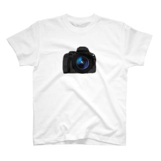 一眼レフ T-shirts