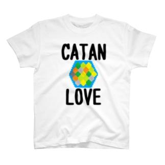 KATAN LOVE T-shirts
