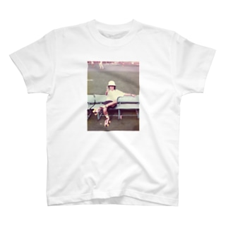 若い頃のお父さん T-shirts