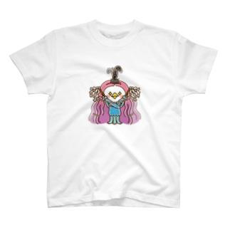 アマビエ様のお祓い T-shirts