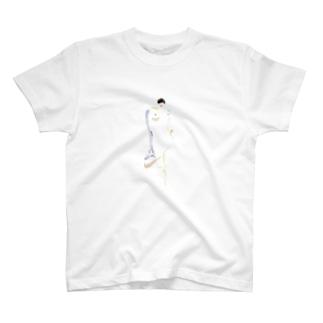 ヌードクロッキーK T-shirts