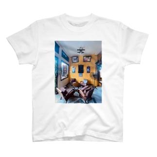 CAFE T-shirts