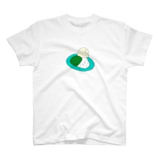 パパドののってるカレー T-shirts