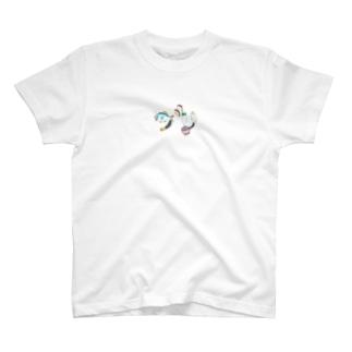 今から作るブリ大根 T-shirts