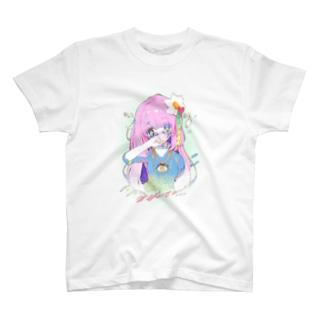 自己愛 T-shirts