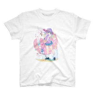 つるしまたつみの遺書 T-shirts