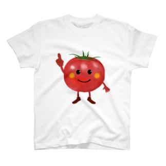 トマトちゃん T-shirts
