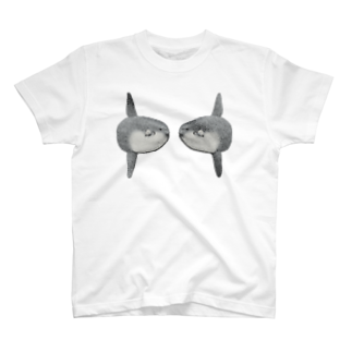 Second Wildlifeのマンボウ01 T-shirts