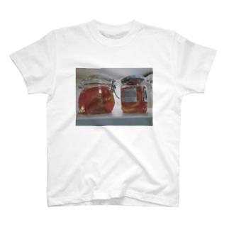 みかんの酵母作り T-shirts