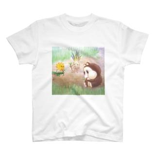 もぐもぐグーさん -学び- T-shirts