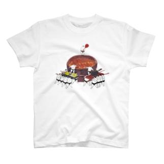 ひつまぶし神輿 T-shirts