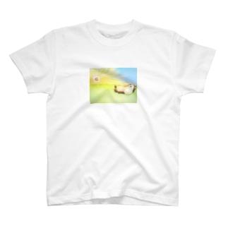 もぐもぐグーさん -朝- T-shirts