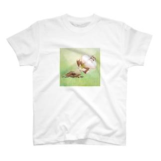 もぐもぐグーさん -ロージー誕生- T-shirts