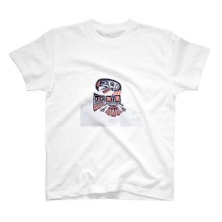 ワタリガラス T-shirts