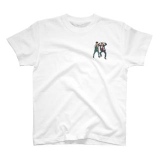レーズンダイナマイトデザイン T-shirts