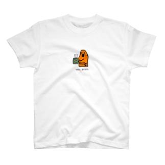 ぷれみあむゲー人のかんぱにわTシャツ 在宅編 T-shirts