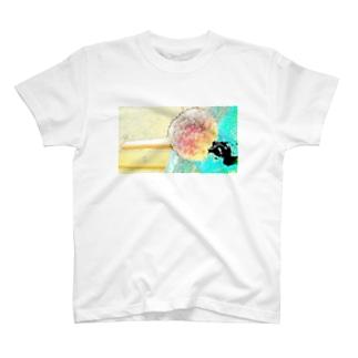 ぽんぽこぽん T-shirts